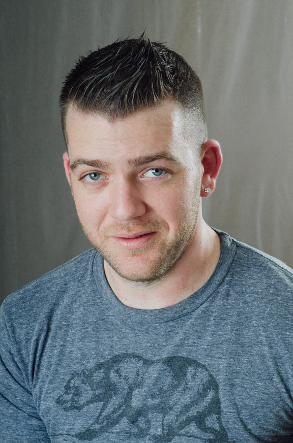 newyork portrait headshot face professional man