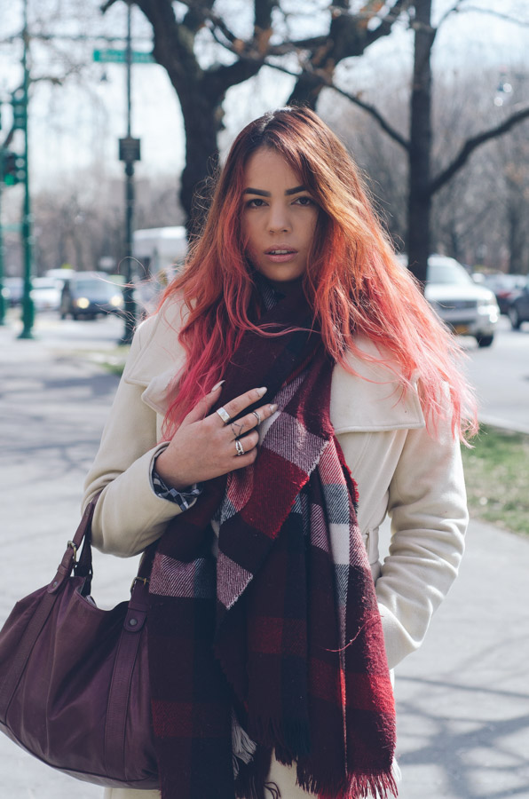 MelissaSegal Photographer newyork professional blog beauty woman face portrait pink hair